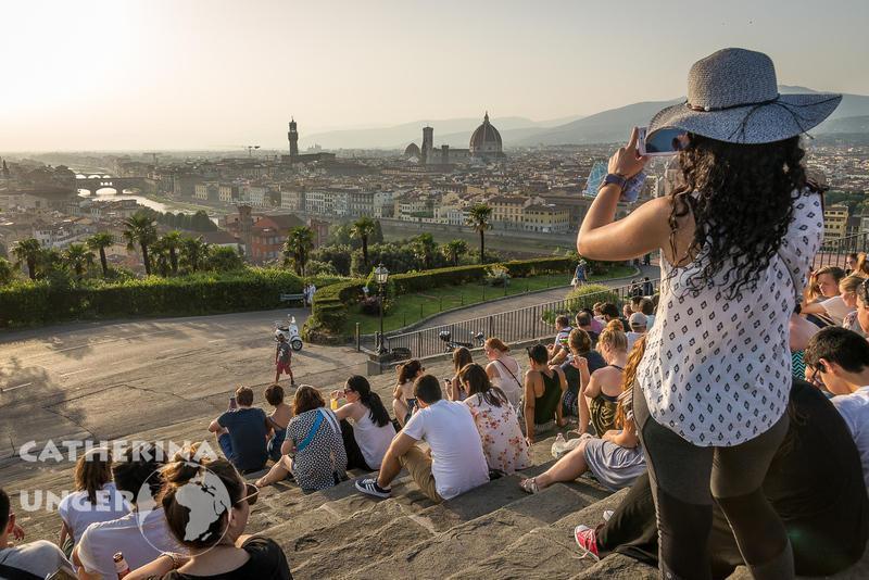Reise in Italien, Facettenreiche Fotomotive erwarten uns in Florenz