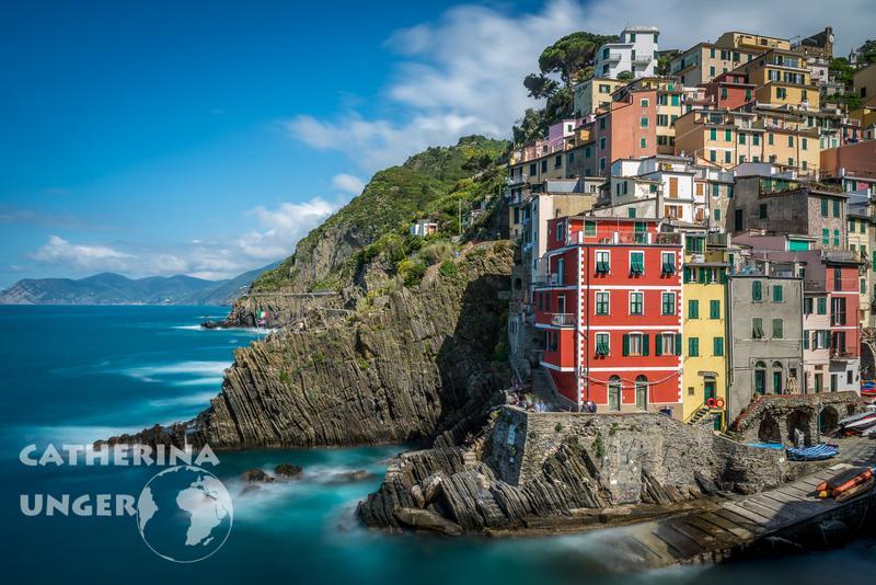 Reise in Italien, Cinque Terre