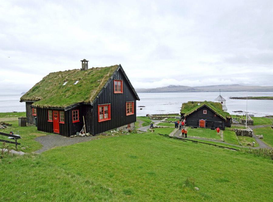 Reise in Niederlande, Besuch auf den Färöer-Inseln