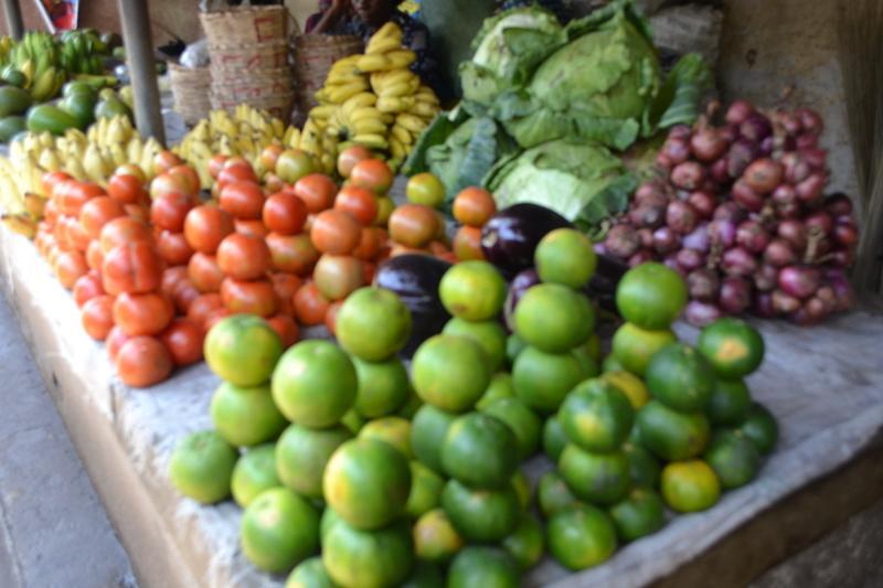 Reise in Uganda, Marktbesuch in Uganda
