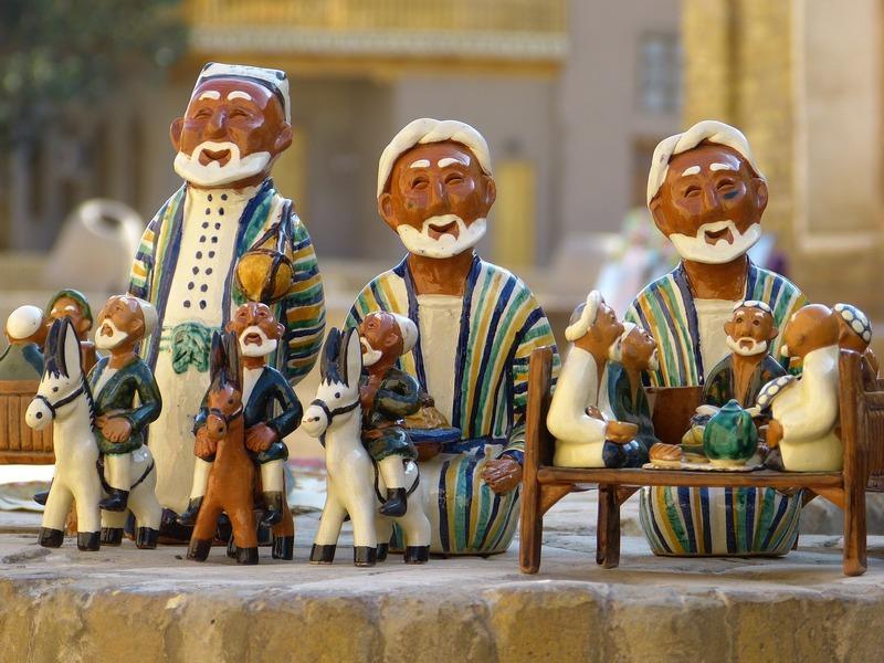 Reise in Usbekistan, In Taschkent