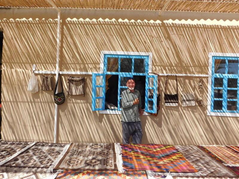 Reise in Usbekistan, Händler in Tashkent