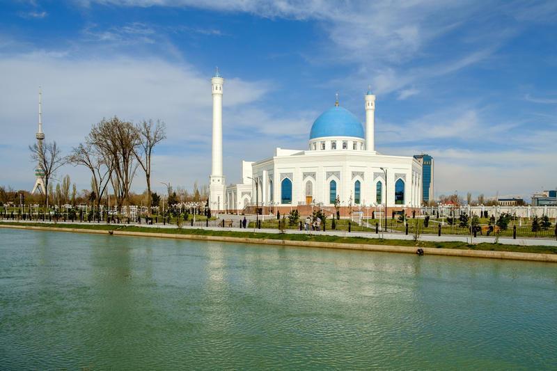 Reise in Usbekistan, Taschkent Kanal