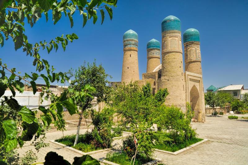 Reise in Usbekistan, Bukhara in Usbekistan