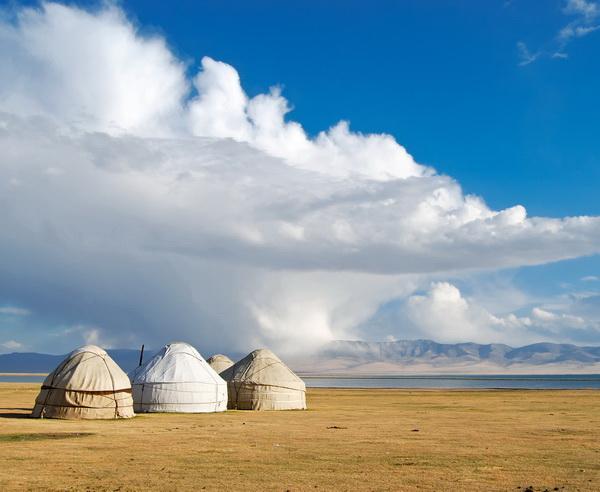 Reise in Tadschikistan, Usbekistan, Tadschikistan & Kirgistan - Abenteuer Zentralasien