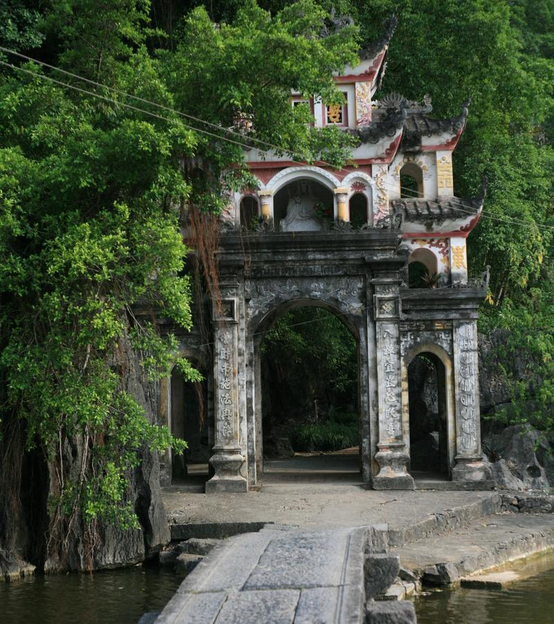 Reise in Vietnam, Vietnam Tempel