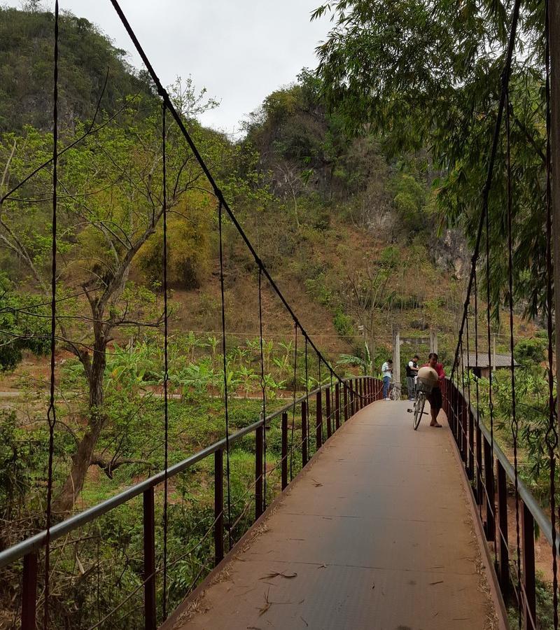 Reise in Vietnam, Brücke in Vietnam