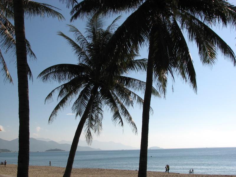 Reise in Vietnam, Beach Mui Ne