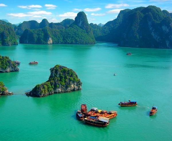 Reise in Vietnam, Vietnam - Spotlights