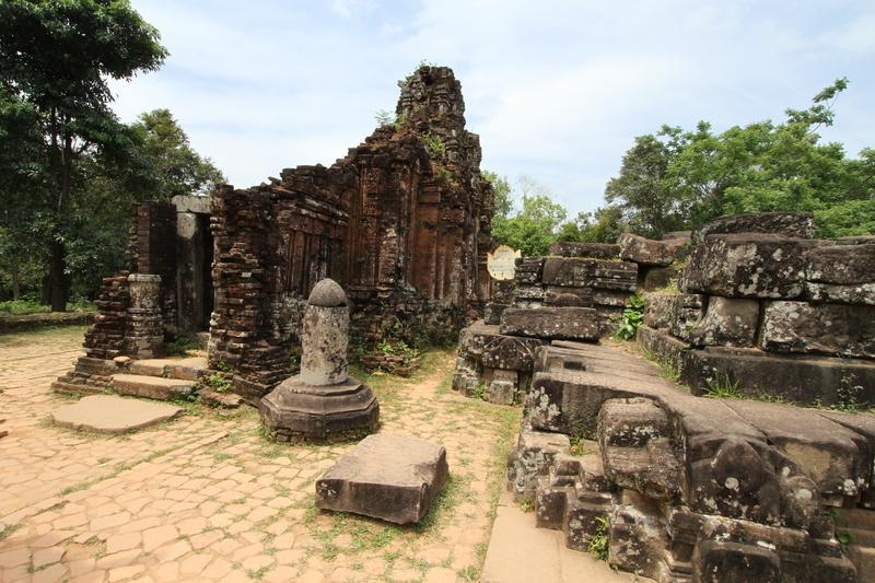 Reise in Vietnam, Rundreise mit Tagesausflug zum Cham-Tempelkomplex von My Son in Vietnam