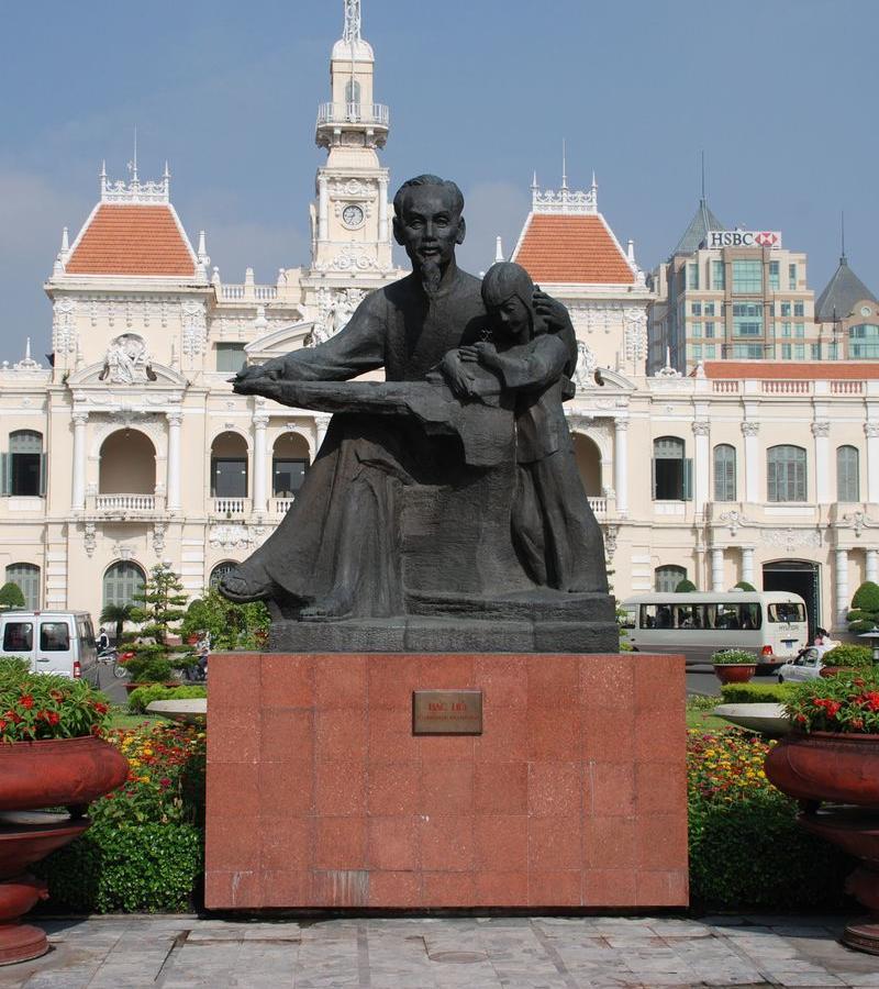 Reise in Vietnam, Vietnam : Saigons Sehenswürdigkeiten