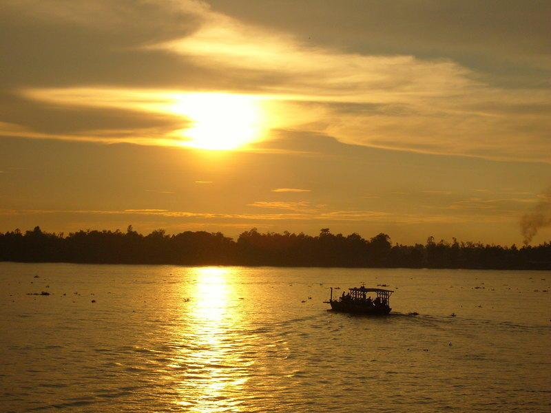 Reise in Vietnam, Vietnam: Mit dem Boot unterwegs auf dem Mekong