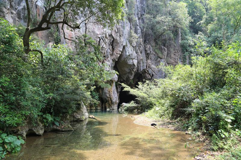 Reise in Vietnam, Vietnam-Wir erkunden die einzigartigen Höhlensysteme im Phong Nha Nationalpark