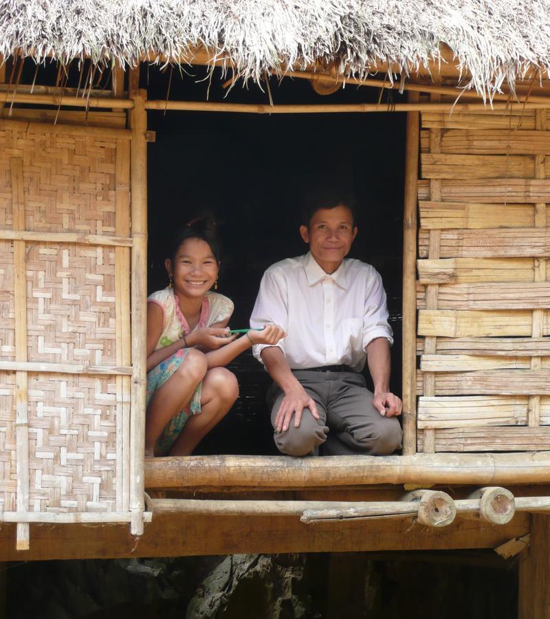 Reise in Vietnam, Vietnam-Wir wandern durch das Pu Long Naturreservat und begegnen unterwegs Bauern und Einheimischen