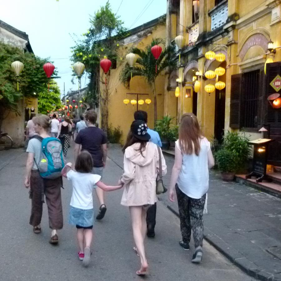 Reise in Vietnam, Vietnam for family