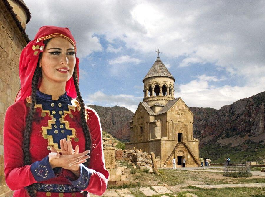 Reise in Armenien, Kloster Alawerdi in Kachetien