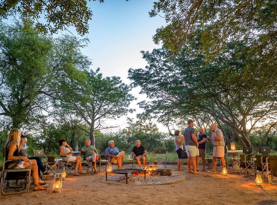 Reise in Südafrika, Der Tafelberg in bestem Fotolicht