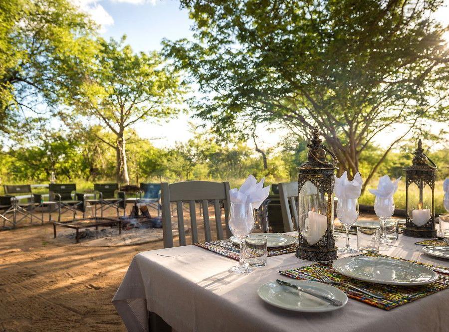 Reise in Südafrika, Makuwa Safari Lodge