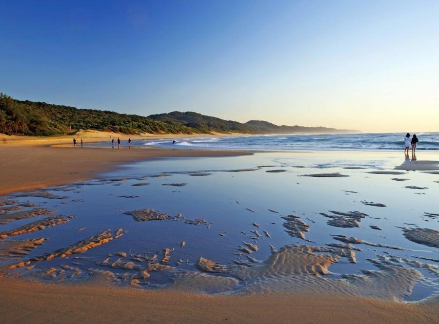 Reise in Südafrika, Cape Vidal. Greater St Lucia Wetland Park. KwaZulu Natal. Südafrika