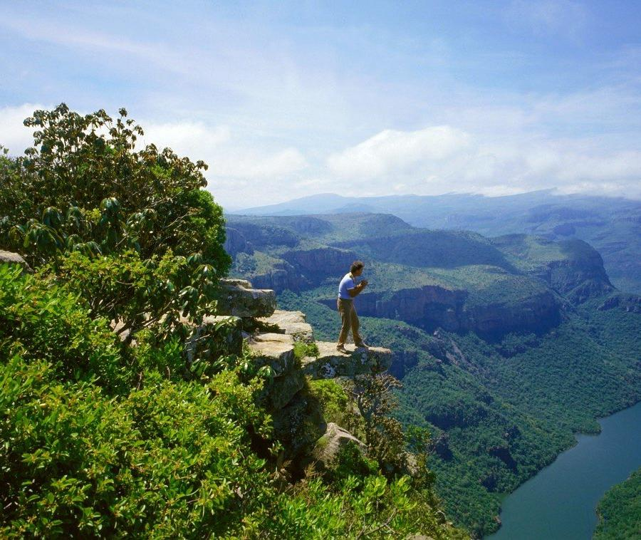 Reise in Südafrika, Blyde River Canyon, Mpumalanga