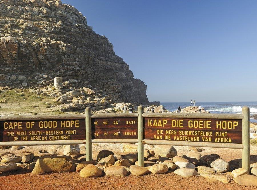 Reise in Südafrika, Kap der guten Hoffnung, Südafrika