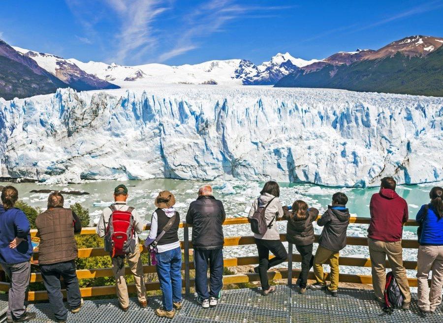 Reise in Argentinien, Das beeindruckende Massiv im Nationalpark Torres del Paine