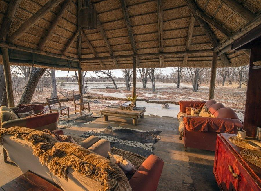 Reise in Botswana, Hyena Pan Tented Camp