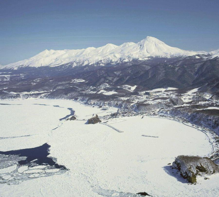 Reise in Japan, Shiretoko Nationalpark