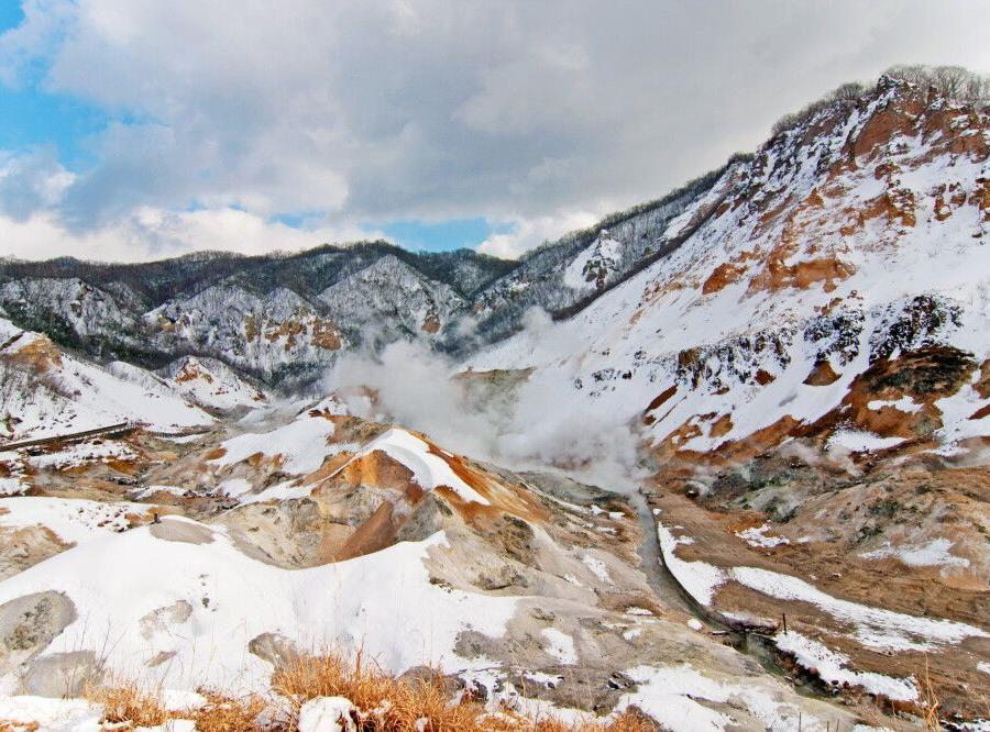 Reise in Japan, Das Höllen-Tal – Revier der Schneeaffen