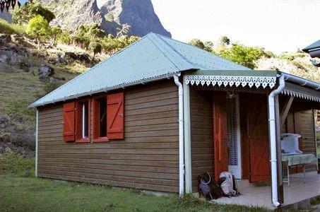 Reise in Madagaskar, Wanderhütte Gite Le Pavillon