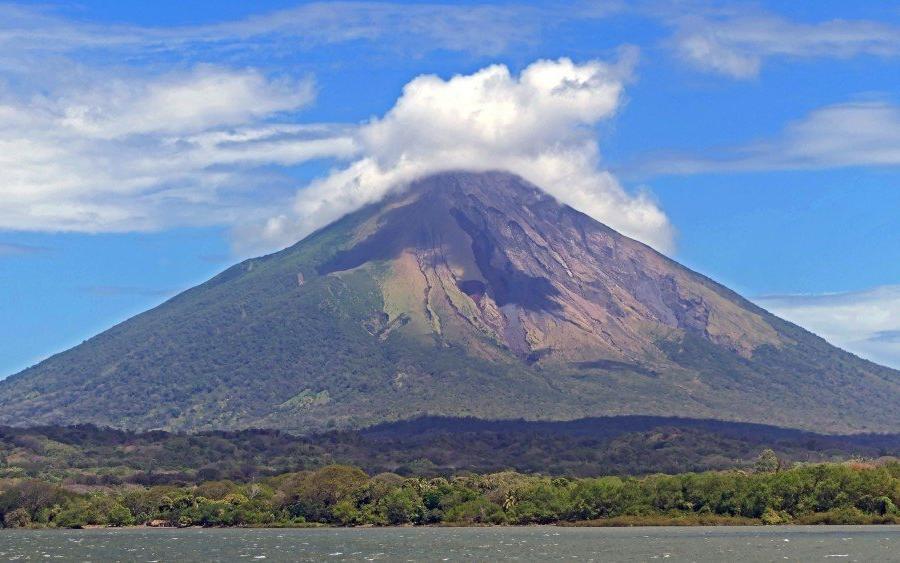Reise in Nicaragua, Vulkan Maderas