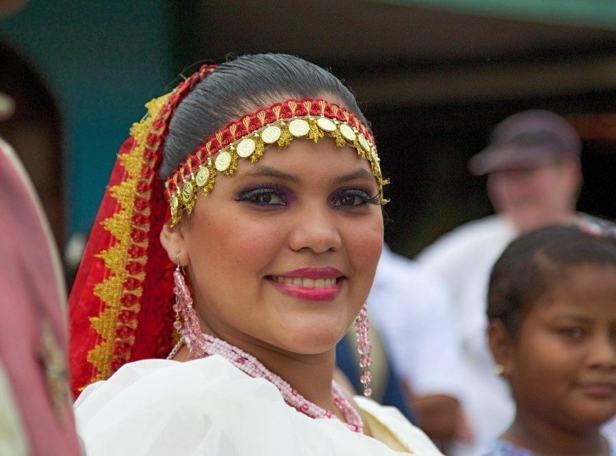 Reise in Nicaragua, Tänzer in Masaya