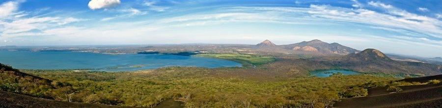 Reise in Nicaragua, Vulkan Mombacho